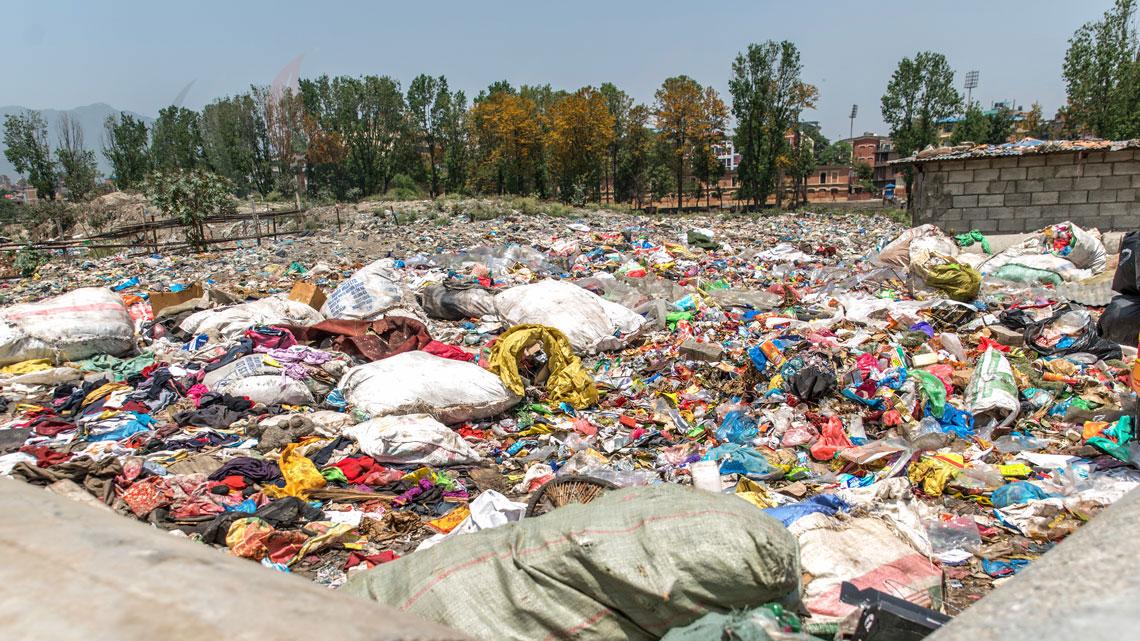 garbage in Toronto